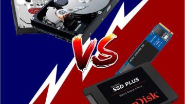 Diferencia Entre Disco Duro y Disco De Estado Sólido (HDD vs SSD)